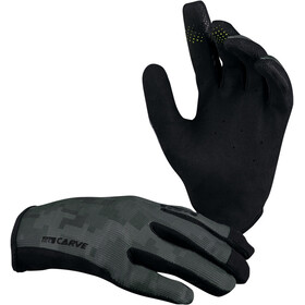 IXS Carve Gants, black/camo
